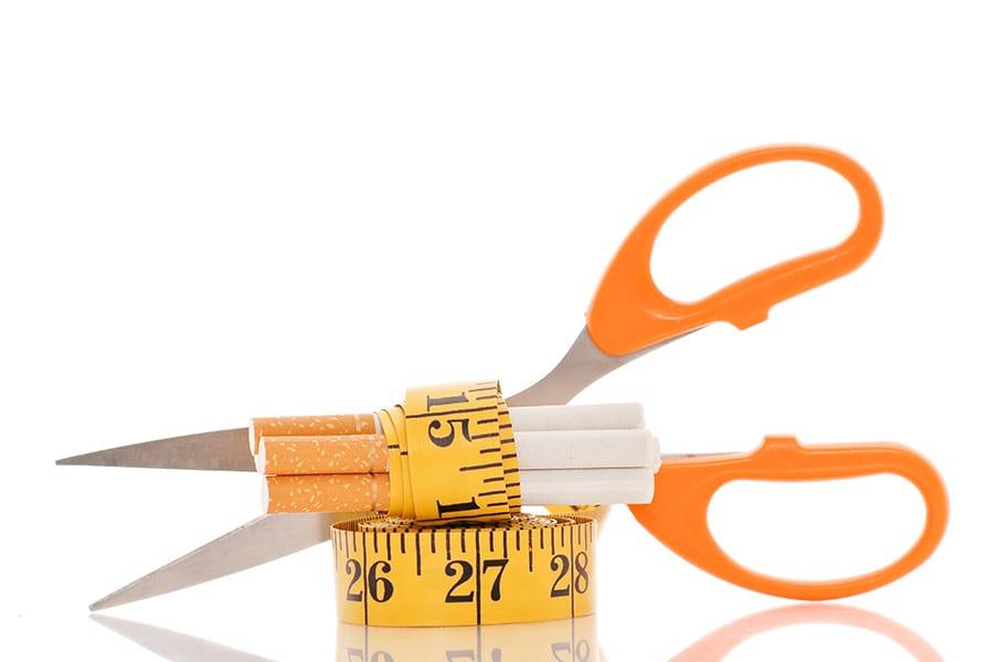 Deixei de fumar e engordei… Como perder o peso?